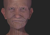 Old Man ZBrush BPR