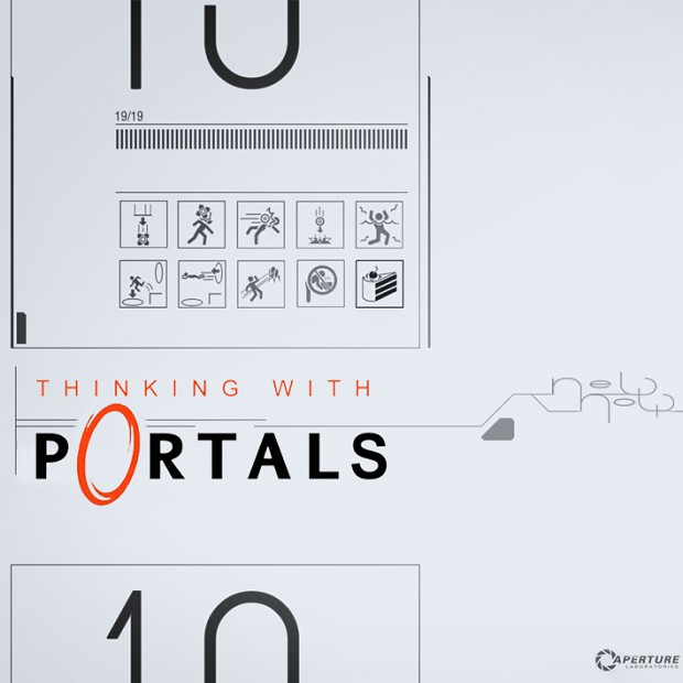 new now - thinking with portals