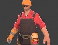 Foxy plushie