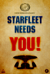 Starfleet needs YOU!