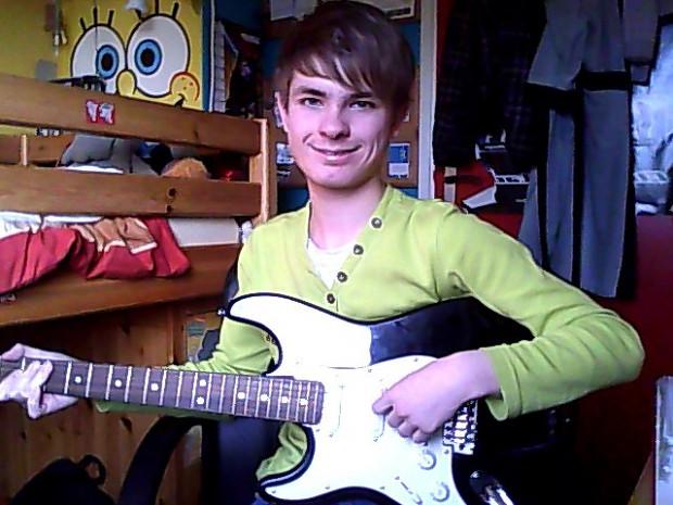 My guitar :D