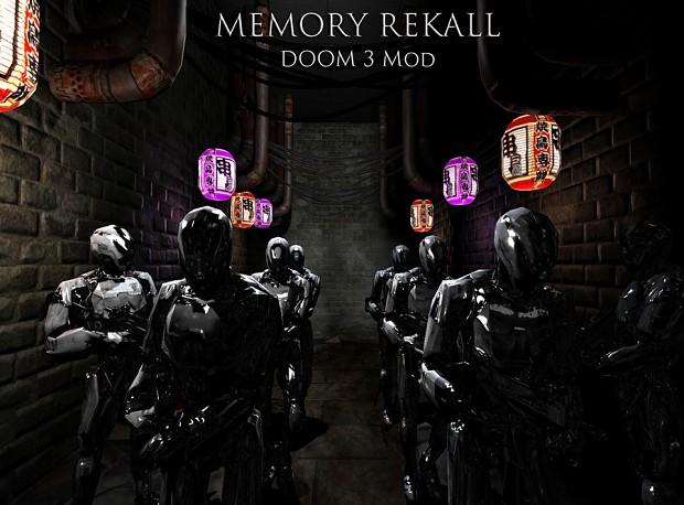 Memory Rekall