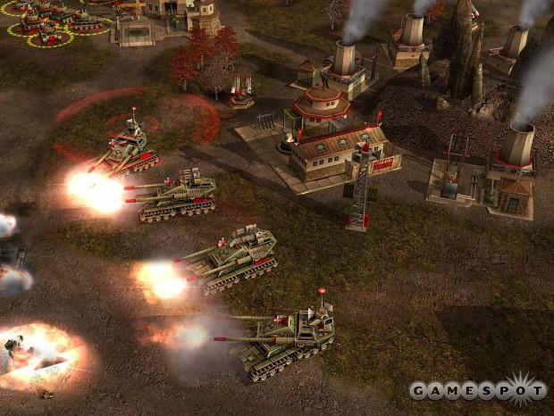 My Generals gameplay pics
