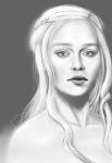 Daenerys Targaryen Potrait