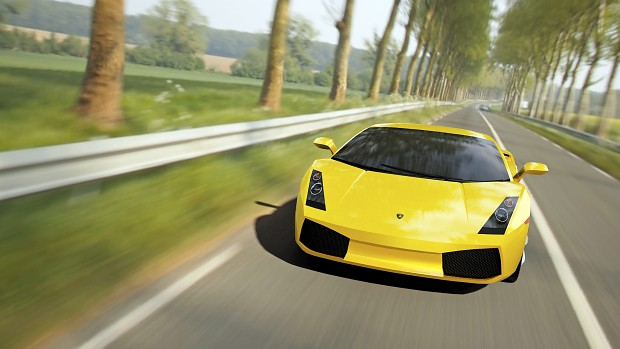Lamborghini Gallardo Wallpaper created by Senluc