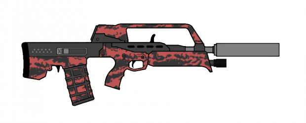 WBR - Red Tiger Camo