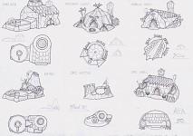 Agandaur Buildings concept