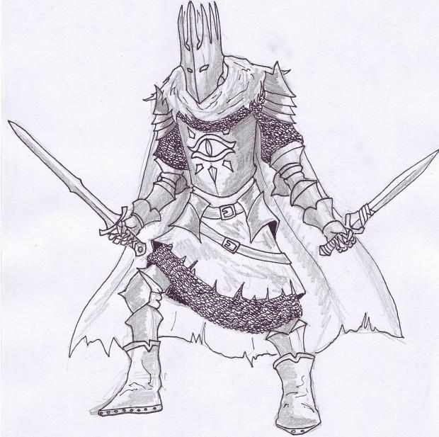 Castellan of Dol Guldur