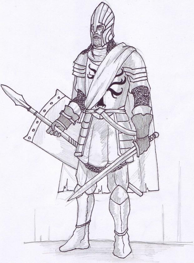 Osgiliath Veteran