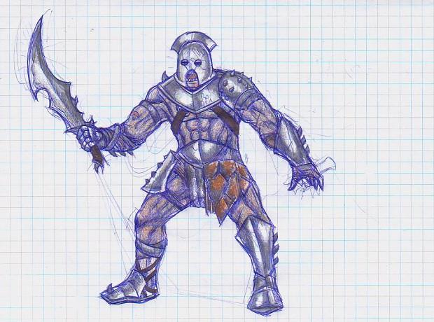 Feral Uruk-Hai