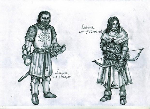 Angbor and Duinhir