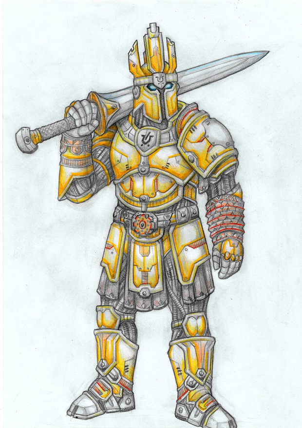 Aurich, Demiurge of Metal