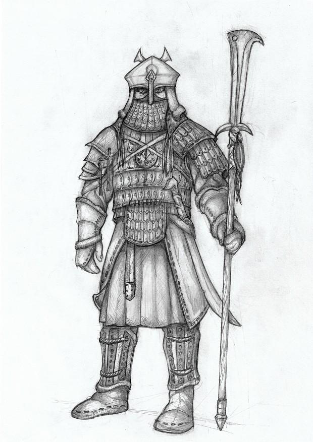 Balchoth Tribesman