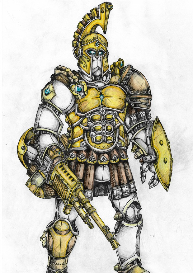 Cadmo, the Sentinel