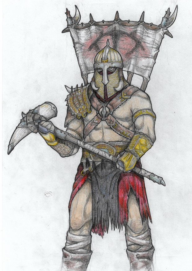Caran-Lambar, Terror of Nâfarat