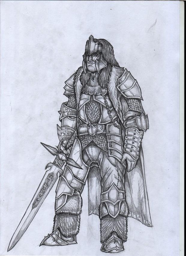 Zaphagor with Headguard