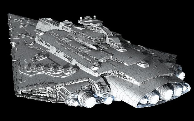 Bellator-class Imperial Star Battlecruiser