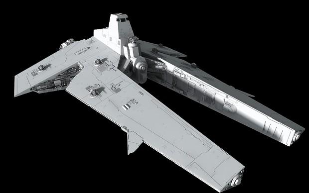 Imperial Customs Corvette