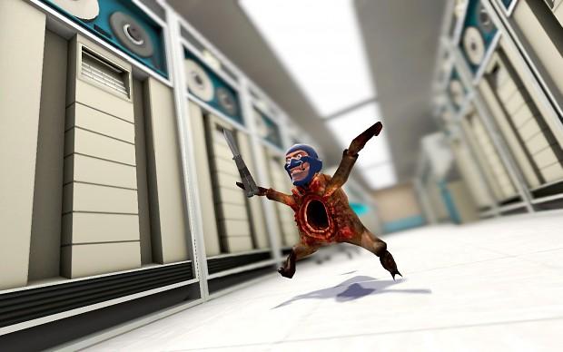SpyCrab!