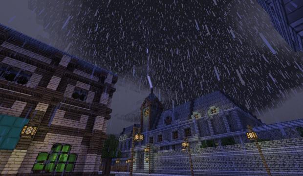R.P.D Station Minecraft