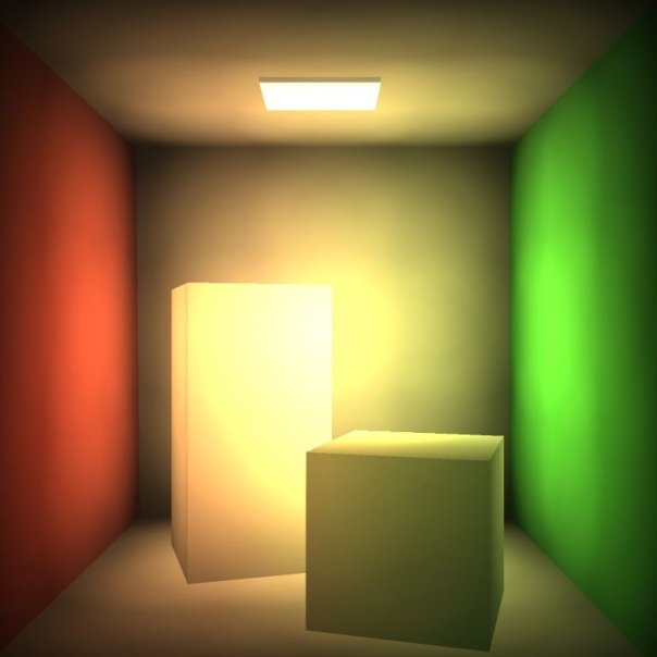 Deferred Global Illumination