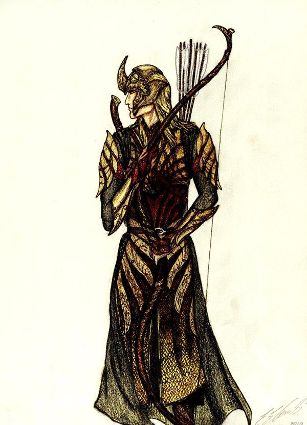 Elven warriors ^^ AGAIN