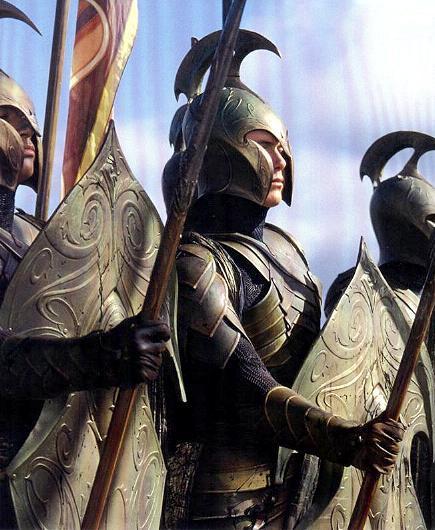 Noldor warrior