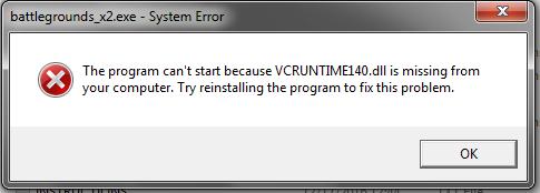 EF Error