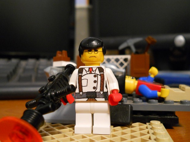 Meet the Lego Medic