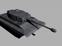 Tiger Tank [to be continued]