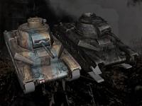 CoD2 Matilda infantry tank