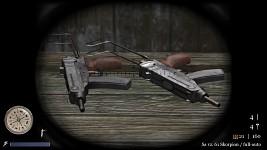 CoD2 Skorpion SMG