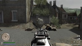 CoD2 SP test map