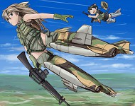 Strike witches(Vietnam)