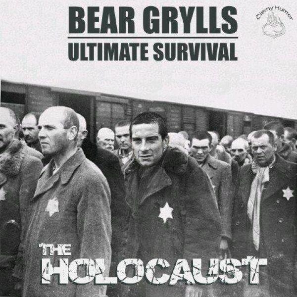 Man v. Nazi