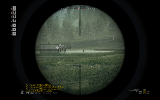 Airfield recon