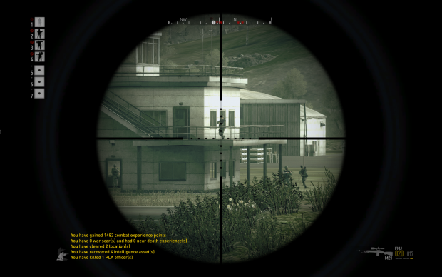 Control tower recon