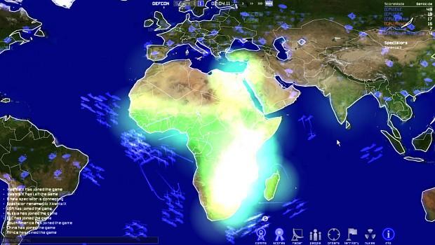 Defcon:Poor Africa