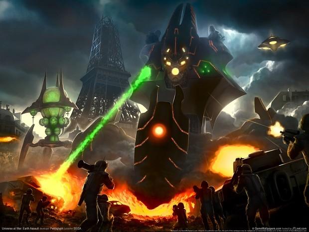 Universe at War Earth Assault