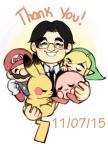 Goodbye Mr.Iwata