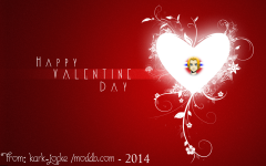 Happy Valentine's day to you all ^_^