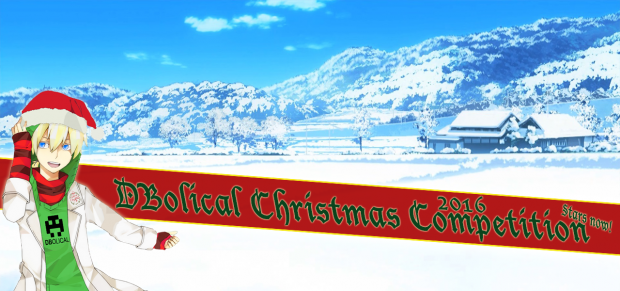"""K-J Christmas Competition 2016 """" Starts now! """""""