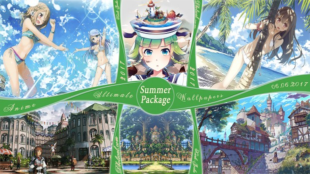New Anime Wallpapers Confirmed 06.06.17