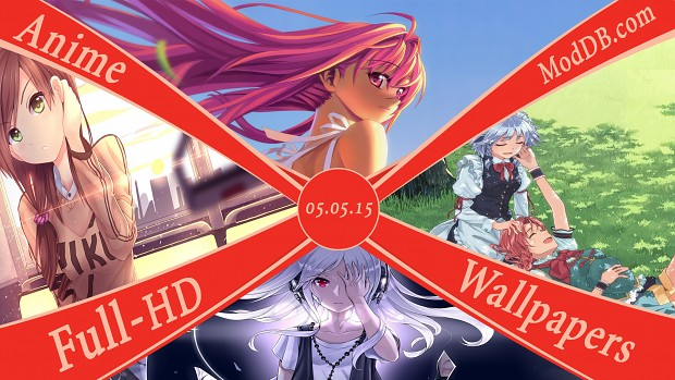 New Anime Wallpapers Confirmed 05.05.15
