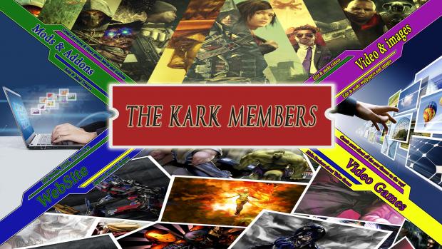 The Kark Members - Wallpaper