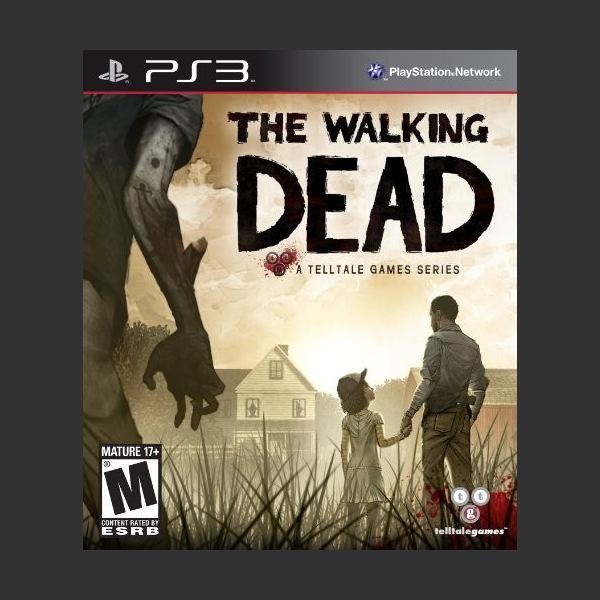 The Walking Dead PS3 Episode 1-5