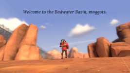 Welcome to Badwater