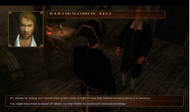 PotC Build 14 Beta 4.1 Screenshots