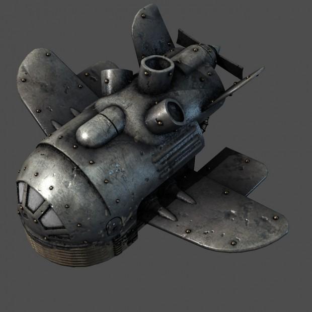 Panzer Planet