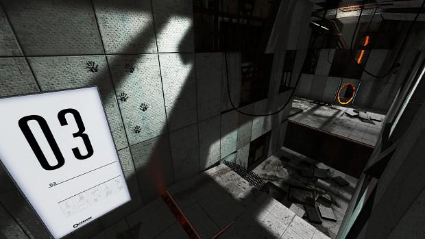 Portal 2 Look-Alike Mappack